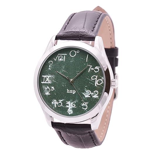 Amazon.com: Sobre Verde Reloj, regalo, Mujeres Relojes ...
