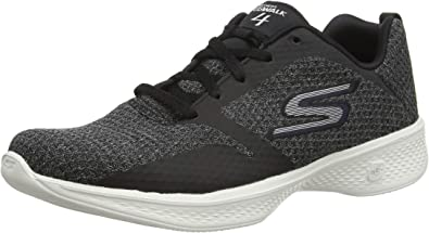 Skechers Go Walk 4, Chaussures de Running Femme