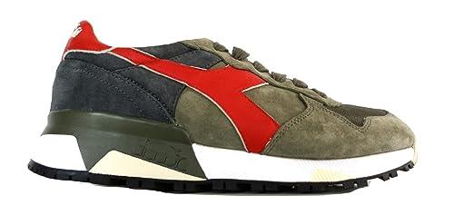Trident S Sneaker Diadora 161885 90 Scarpe Uomo 70432 Verde 201 wS8YaH8v 2201c84fcda