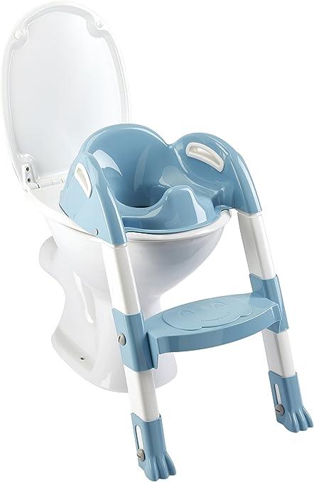 Thermobaby - Reductor WC, color azul miosotis: Amazon.es: Bebé