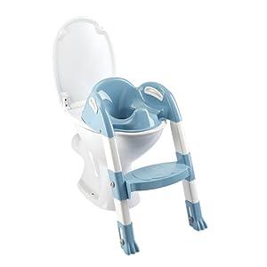 THERMOBABY Kiddyloo Réducteur de WC Bleu Myosotis
