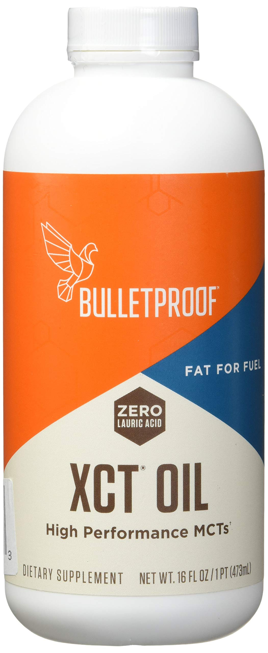 Bulletproof Xct Oil Reliable And Quick Source Of Energy 16 Ounces