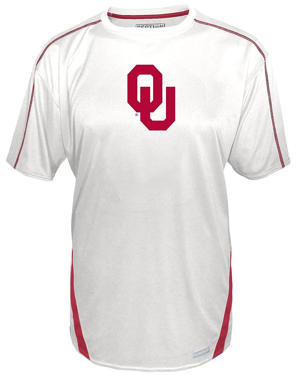 最高 NCAAメンズin Short Pursuit Short Oklahoma Sleeve NCAAメンズin Colorblocked Tee Small Oklahoma Sooners B019WTYWSK, d-ポケット:1e7428f5 --- a0267596.xsph.ru