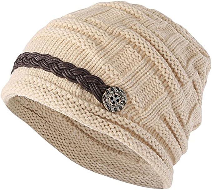 Vellette Gorros de punto Sombreros y gorras Crochet las mujeres ...