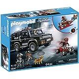 playmobil 5647 set fuerzas especiales de policia