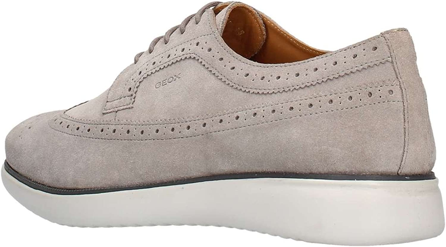 aficionado Relativo Sin sentido  Geox Mens Mens Winfred Shoes in Taupe: Amazon.co.uk: Shoes & Bags