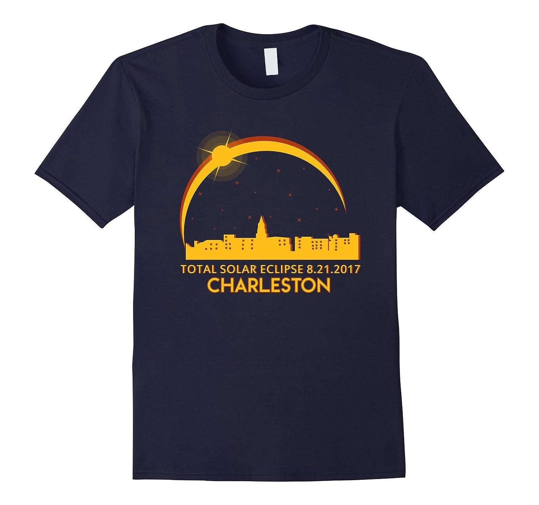 Charleston SC Total Solar Eclipse 8/21/2017 T-shirt-BN