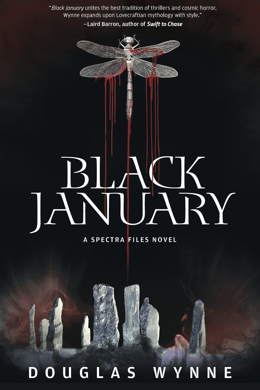 Black January: A Spectra Files Novel pdf epub