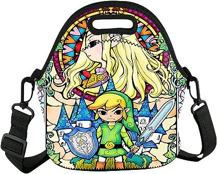 Fiambrera,Bolsa De Almuerzo The-Legend-Of-Zelda, Bolsas De ...