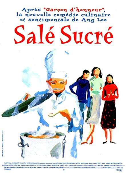 Salé Sucré [FR Import]: Amazon.de: Sihung Lung, Yu Wen Wang, Chien Lien Wu,  Ang Lee: DVD U0026 Blu Ray