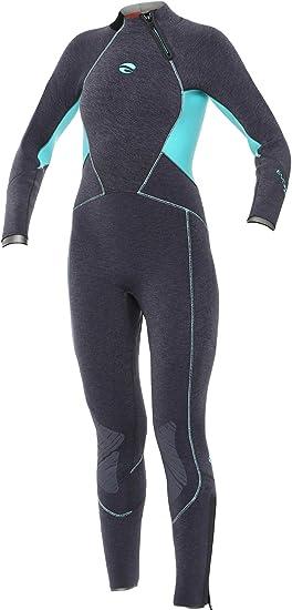 Amazon.com: Bare 7 mm Evoke Agua Fría traje de la mujer ...