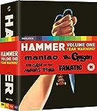 Hammer Volume One: Fear Warning [Blu-ray] [Region A & B & C] [Edizione: Regno Unito]