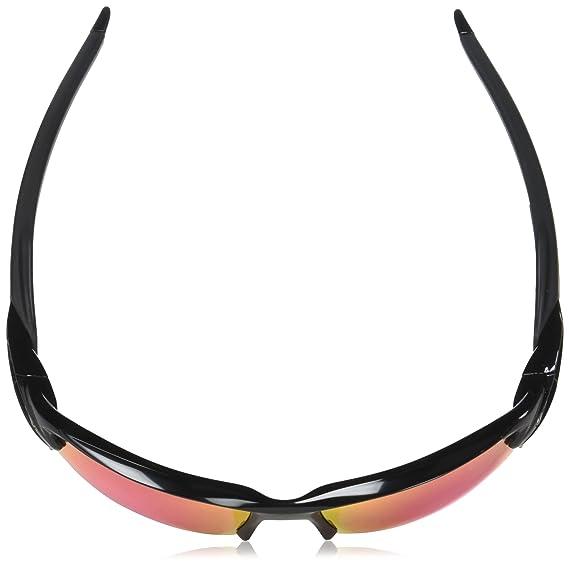 ebe0ce3eb2 Oakley Men s Flak 2.0 XL Iridium Rectangular Sunglasses Polished Black 59.0  mm  Amazon.ca  Clothing   Accessories