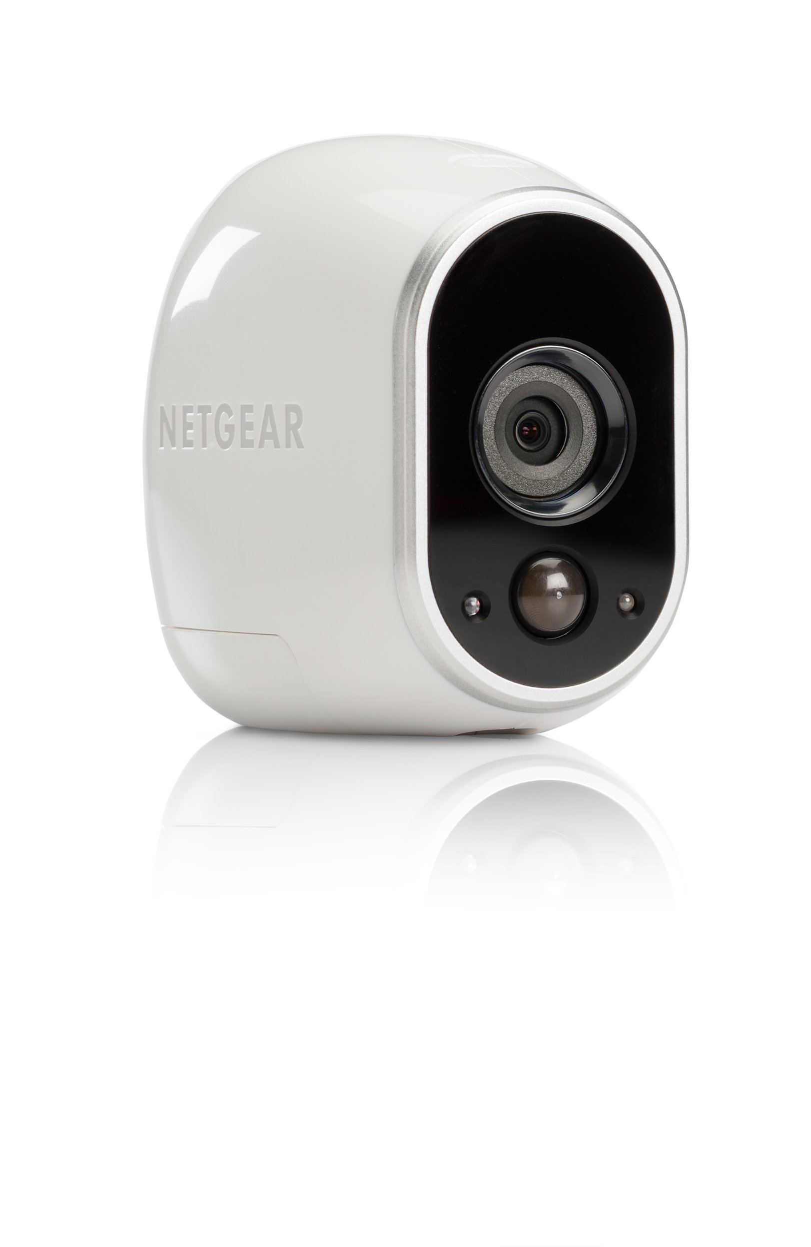 Arlo by NETGEAR Security System – 1 Wire–Free HD Camera| Indoor/Outdoor | Night Vision (VMS3130) by NETGEAR
