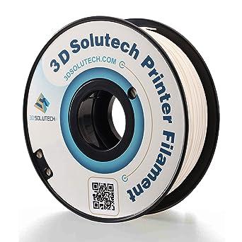 Amazon.com: Filamento PLA 3D Solutech para impresoras 3D ...