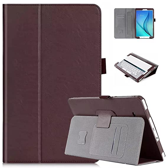 Amazon com: ANGELLA-M Samsung Galaxy Tab E 9 6 Case, Premium
