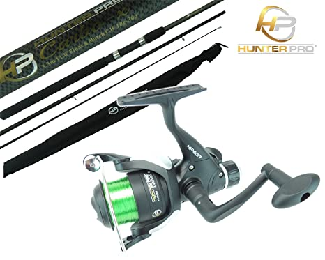 New 10ft NGT Float Fishing Rod and Star Fishing Reel With line coarse fishing