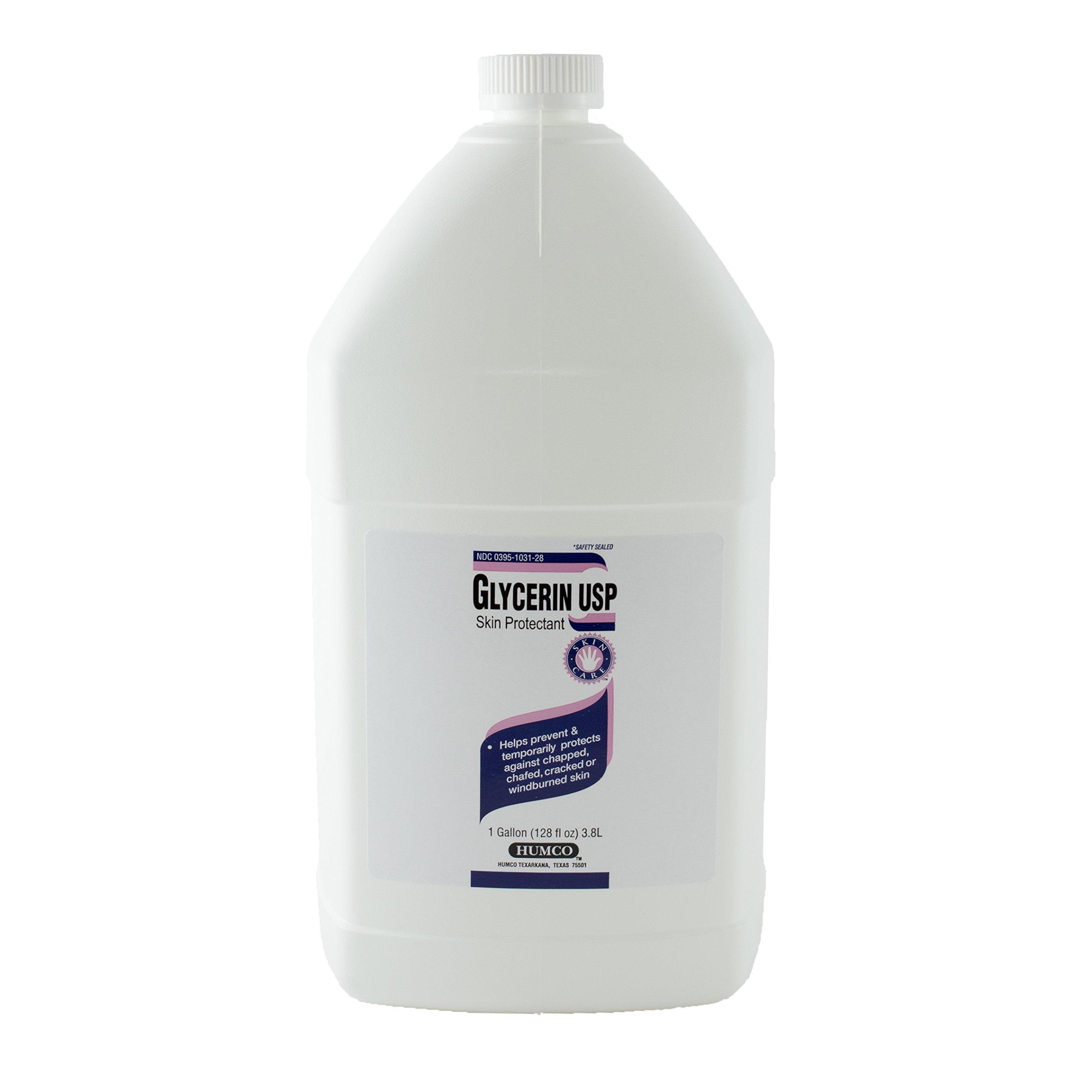 Glycerin, USP, 1 gal by Humco
