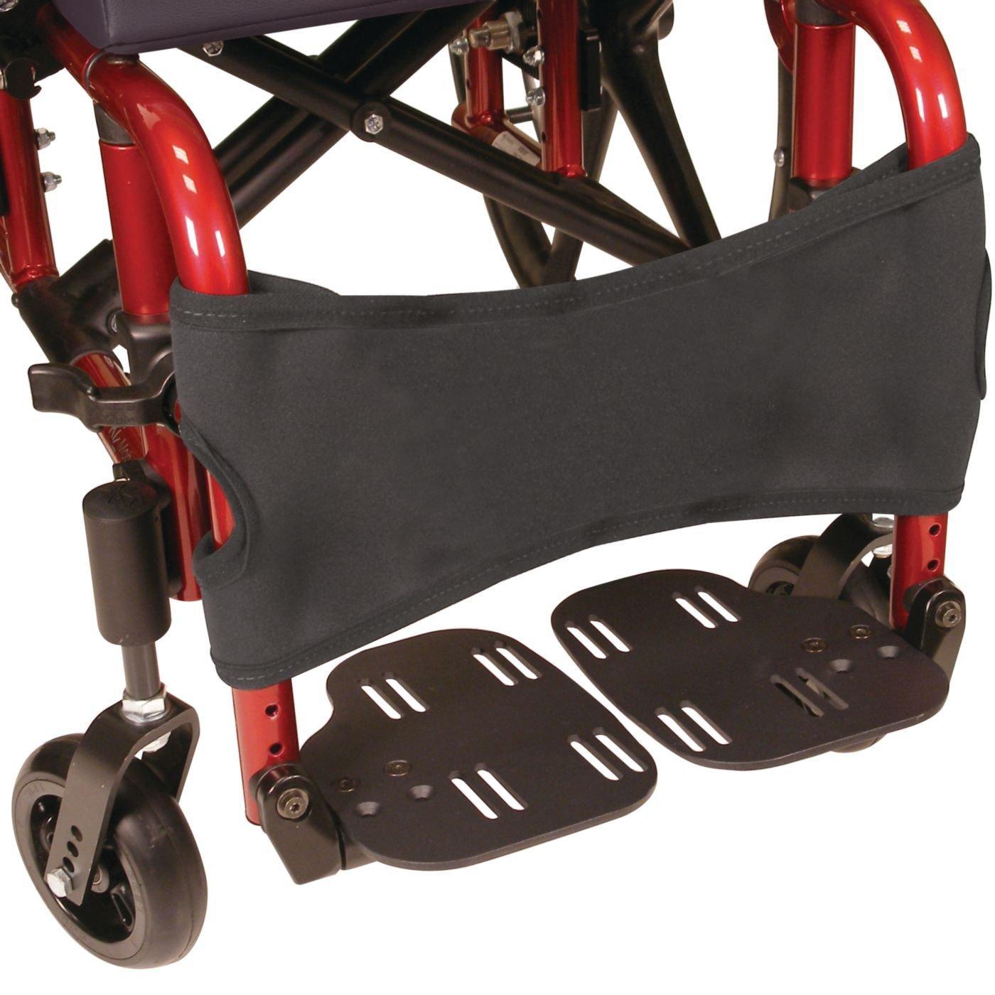 Therafin Calf Panel, Convenience Pocket, Medium, Wheelchair Leg Support