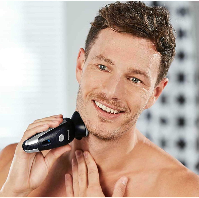 Afeitadora de cabeza giratoria.: Amazon.es: Salud y cuidado personal
