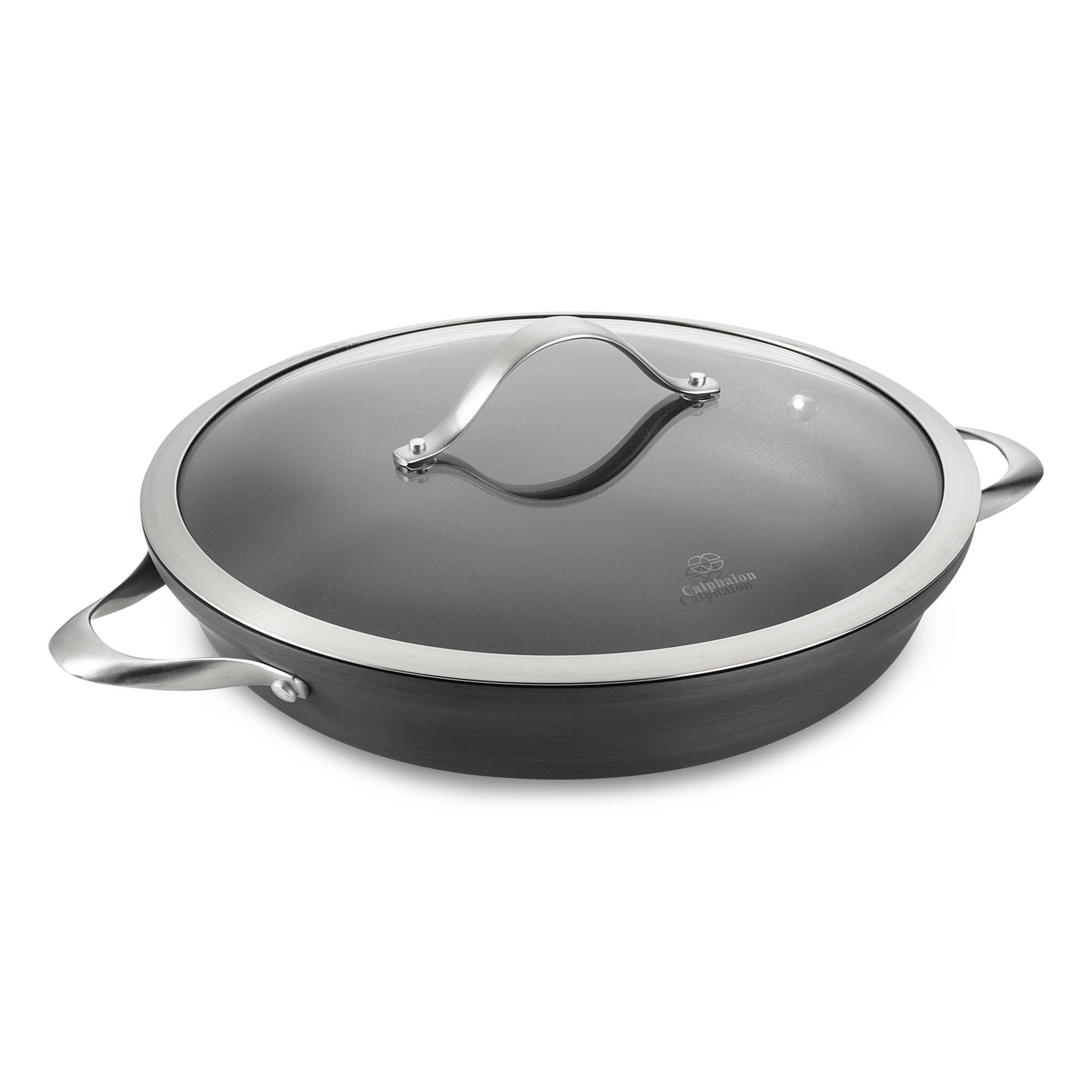 Calphalon® Contemporary Nonstick 3.6-Quart Covered Everyday Pan by Calphalon