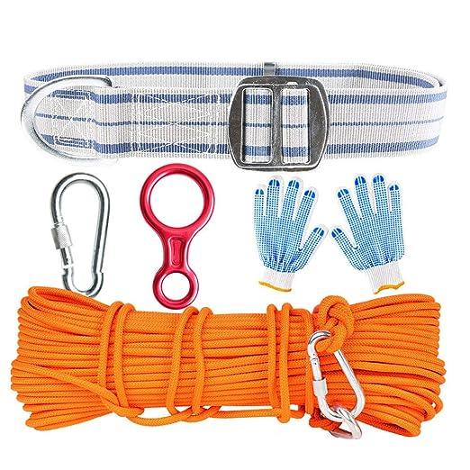 GJF Conjunto de Cuerda de Emergencia, Conjunto de protección ...