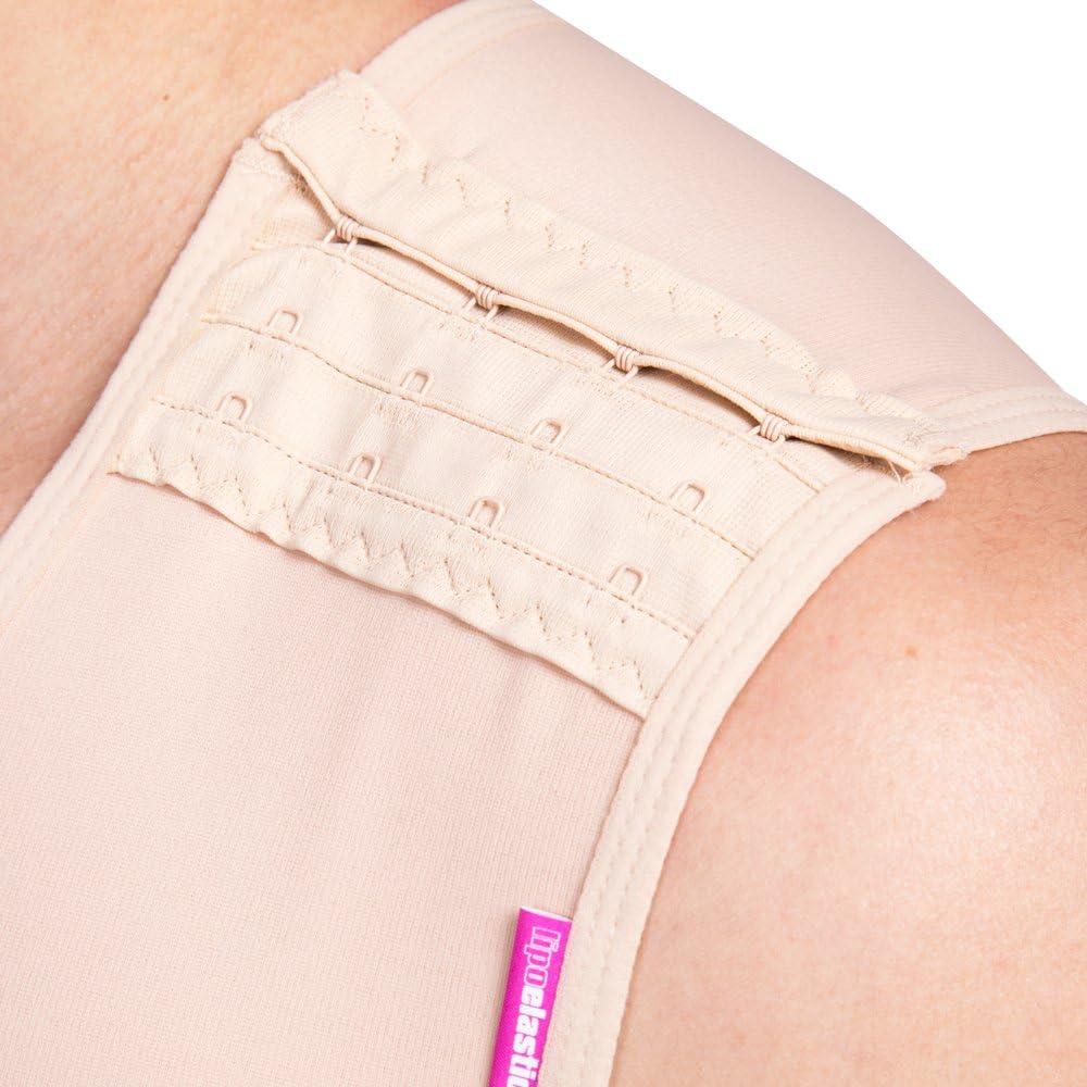 LIPOELASTIC MTmS Comfort Medical Post OP Gynecomastia Compression Garment Antibacterial