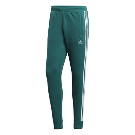 adidas Pantalon 3 Stripes Verde para Hombre L Verde: Amazon ...