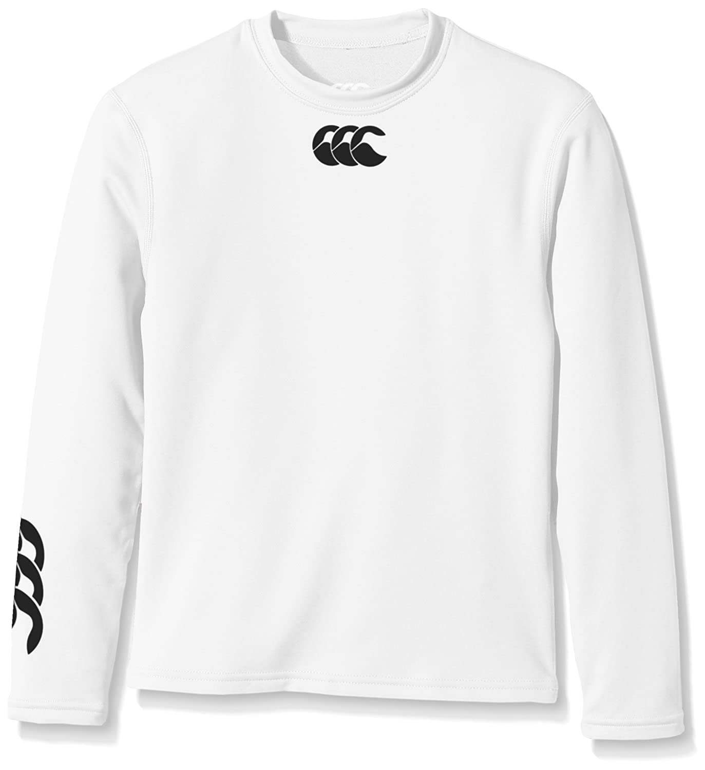CANTERBURY Base Layer Manica Lunga Junior, Bianco, Junior L E744110