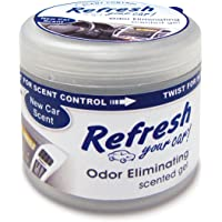 Deals on Refresh Your Car E300879901 Scented Gel Can 4.5 oz