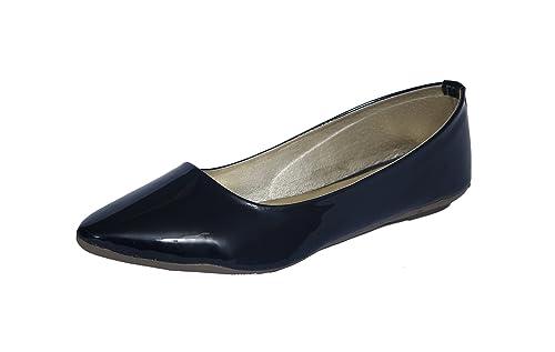 Buy Jakinson Shine Black Belly Footwear