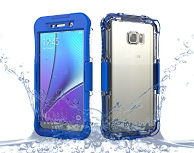 Amazon.com: Samsung Galaxy Note 5 Funda impermeable ...