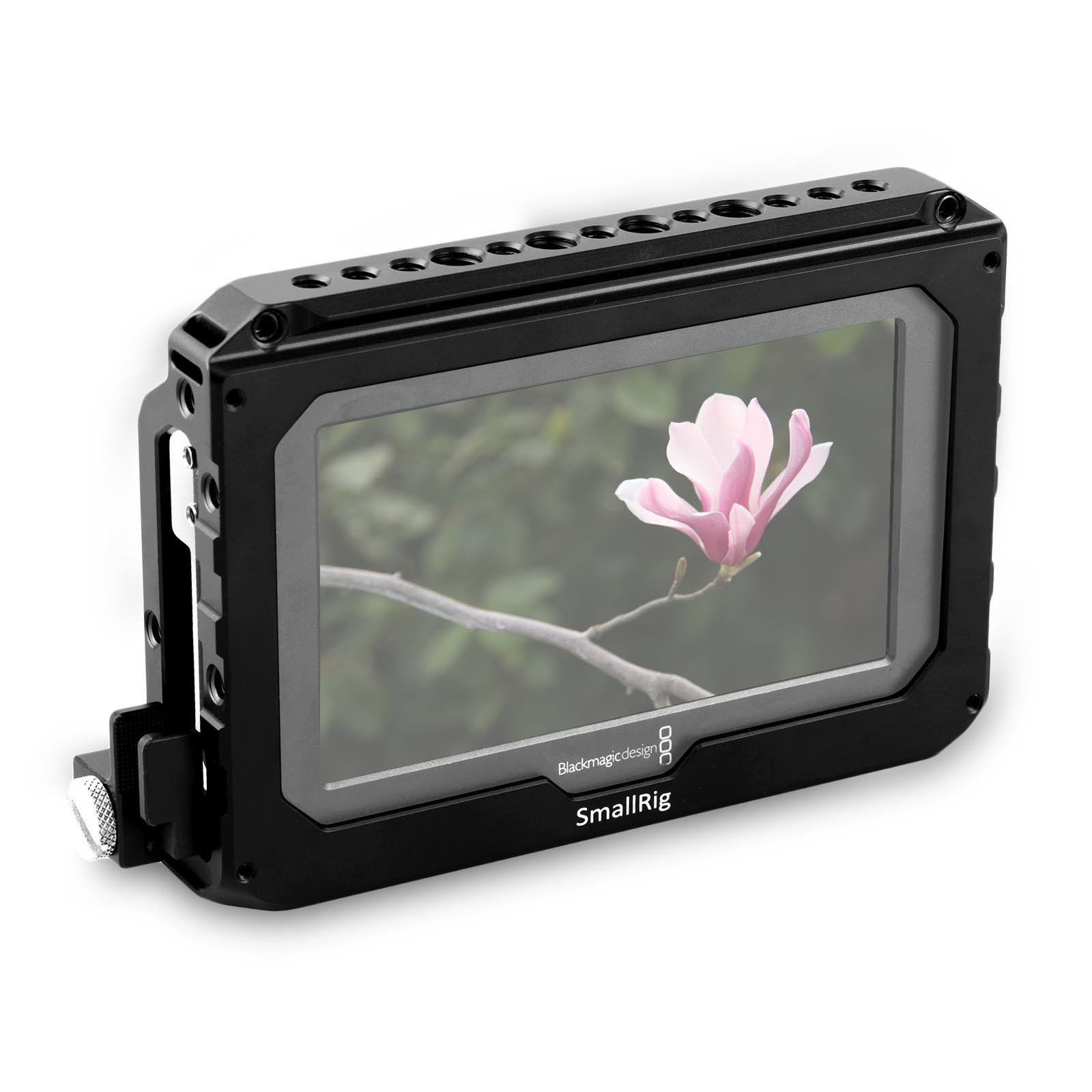 Smallrig 1726 5 inch Monitor Cage with NATO Rail and HDMI...