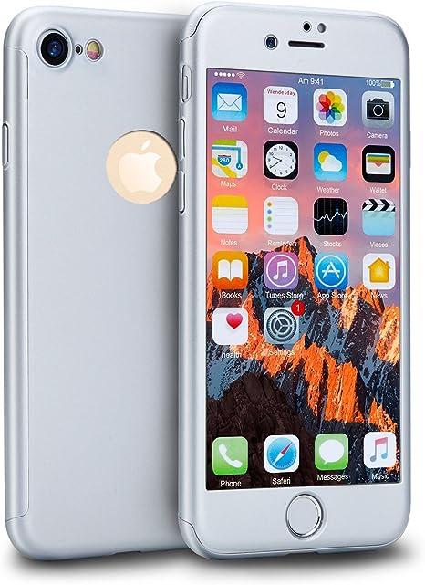 Cover Compatibile con iPhone SE,Custodia iPhone 5S 360 Gradi ...