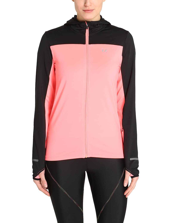 Ultrasport Women's Long-Sleeve Functional Sports Jacket, Midlayer Scott