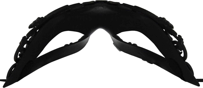 schwarz KEFAN venezianischer Karneval Maske f/ür Herren Hochzeit 1 antikes griechisch-r/ömisches Kost/üm Ballmaske