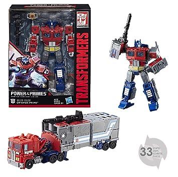 Transformers E1147 Figur Generationen Power Of The Prämien Leader Optimus Prime