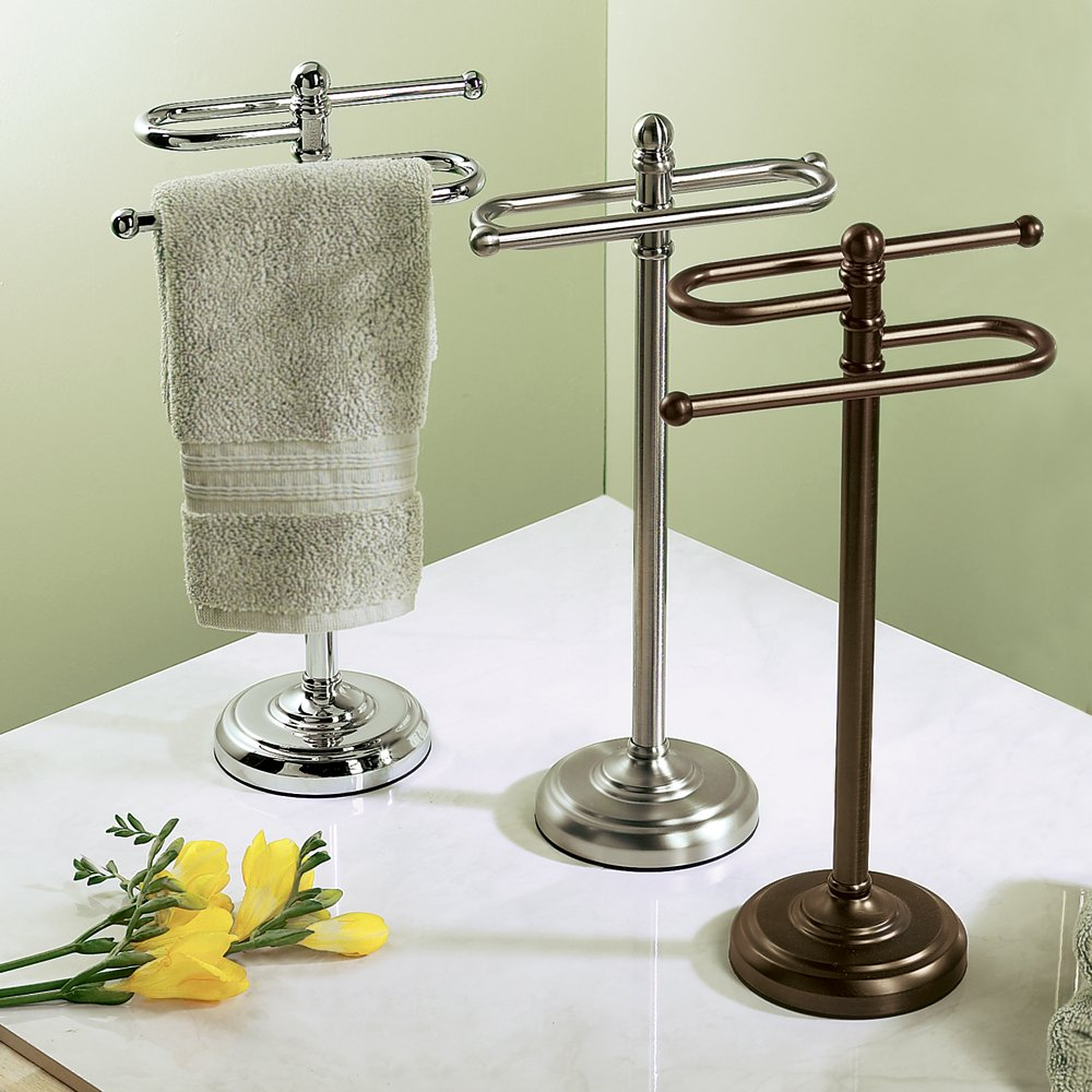 countertop hand towel stand. Exellent Stand Gatco 1546 Counter Top S Style Towel Holder Chrome  Tissue Holders  Amazoncom And Countertop Hand Stand E