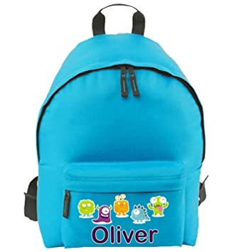 PE SURFING PERSONALISED GYM SWIMMING BAG SURFER GREAT KIDS NAMED GIFT