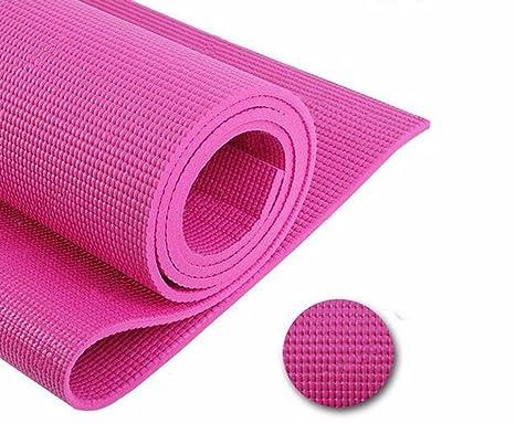 KHSKX-6Mm Principiantes Yoga Mat Yoga Mat De Yoga Fitness ...