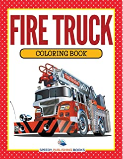 Firefighters Coloring Book (Dover Coloring Books): Nina Barbaresi ...
