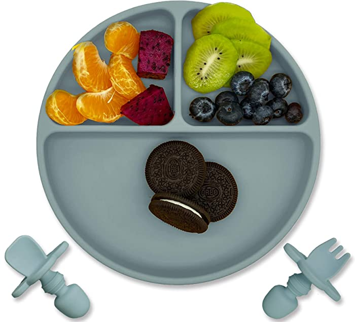 Updated 2021 – Top 10 Plate Baby Food