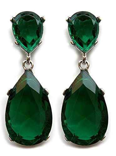 3c4630809 Amazon.com: Angelina Jolie Oscar ~ Beverly Hills Housewives Earring: Dangle  Earrings: Jewelry