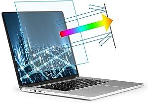 2 Pack - 15.6 inch Laptop Anti Blue Light Screen Protector,Eye Protector Blue Light Blocking&Anti Glare Screen Protector for all 15.6'' with Display 16:9 Laptop
