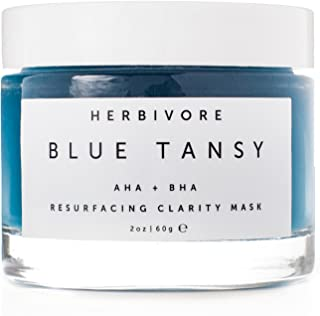 product image for Herbivore - Natural Blue Tansy Invisible Pores Resurfacing Clarity Mask | Truly Natural, Non-Toxic, Clean Beauty
