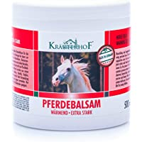 Kräuterhof Balsamo del cavallo gel riscaldante extra forte 500ml