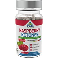#1 Strongest Raspberry Ketones for Weight Loss ★ 2000mg Maximum Strength ★ Increase Fat Burn ★ Boost Metabolism ★ Pure Raspberry Ketones with All Natural Raspberry Fruit Extract ★ Made in The UK