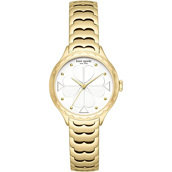 Kate Spade - Reloj para Mujer de Acero Inoxidable Dorado ...