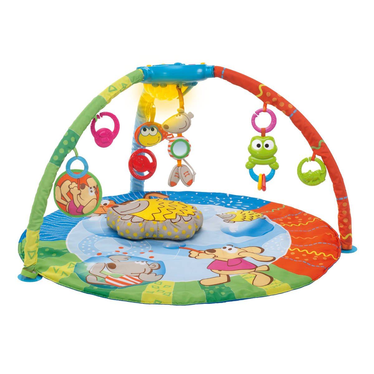 [amazon.fr] Tappeto Bubble Gym Chicco 69028 per 48,87€