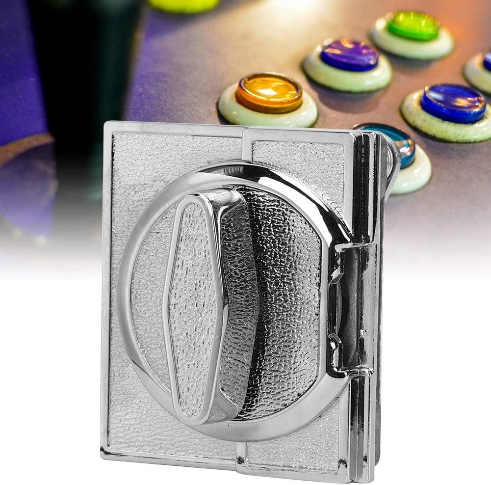 Reemplazo, 1-2 monedas, diseño de precisión, selector de monedas, selector mecánico de monedas, duradero, para máquinas expendedoras de productos de(Capsule machine coin slot (for 1-2 coins))
